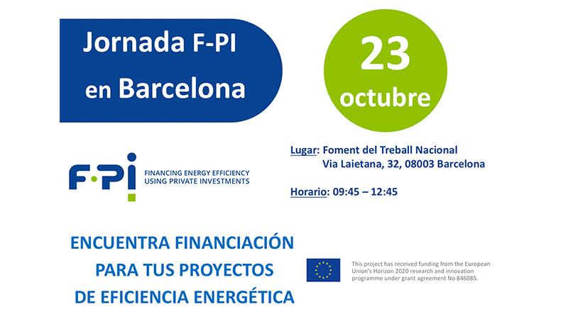 Jornada Barcelona F-PI