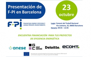 financiacion para proyectos de eficiencia energetica